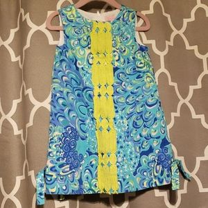 Stunning Lilly Pulitzer toddler girl dress size 4
